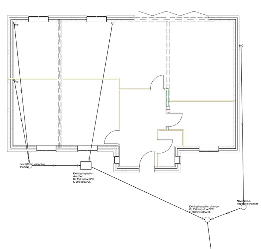 Building Regulations, Double Storey Extension, Rainham